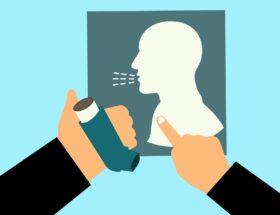 Koronawirus szczególnie groźny dla pacjentów z AZS ze współistniejącą astmą!